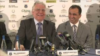 Bill Kenwright interview with BBC Merseyside (5 June 2013)