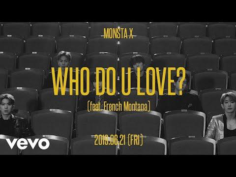 What's K Poppin Blog - Monsta X Who Do U Love Teaser
