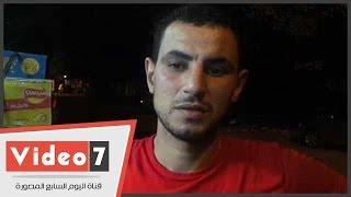 """مواطن: """"عايزين مطب صناعى بشارع شريف بحلوان"""""""