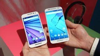 Motorola Reveals More Than Just New Phones