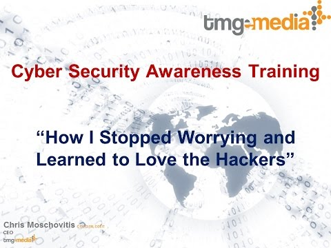 Chris Moschovitis Cyber Security Awareness Training