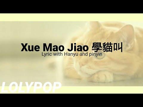 xue-mao-jiao-學貓叫-versi-mandarin---lyric-with-hanyu-and-pinyin