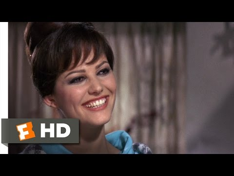 The Pink Panther (1/10) Movie CLIP - A Real Woman (1963) HD