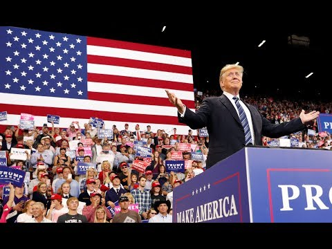 WATCH LIVE: Trump holds campaign rally in El Paso, Texas Mp3