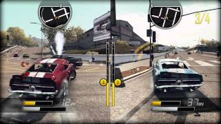 Driver: San Francisco Multiplayer Gameplay Trailer - Xbox 360, PS3, PC
