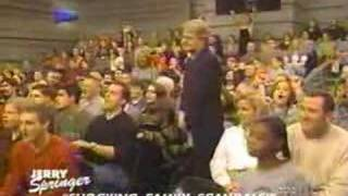 Jerry Springer Show - Shocking Family Secrets