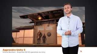 Apprendre Unity 5 - Le moteur 3D temps réel | Elephorm