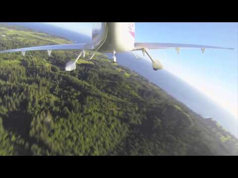 Norfolk Island Flight