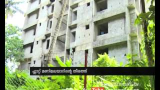 Unauthorised Flat construction in Tiruvalla : Asianet News Exclusive