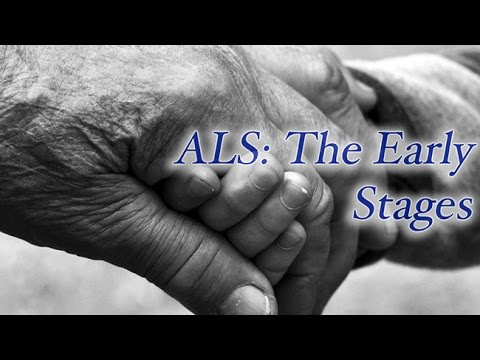 ALS: The Early Stages