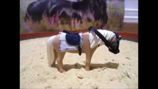 Mes créations pour chevaux playmobil