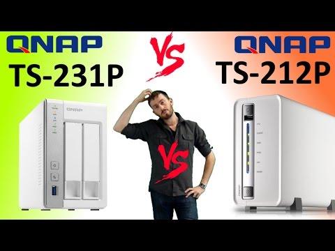 The QNAP TS-231p versus The QNAP TS-212p - The QNAP Budget ...