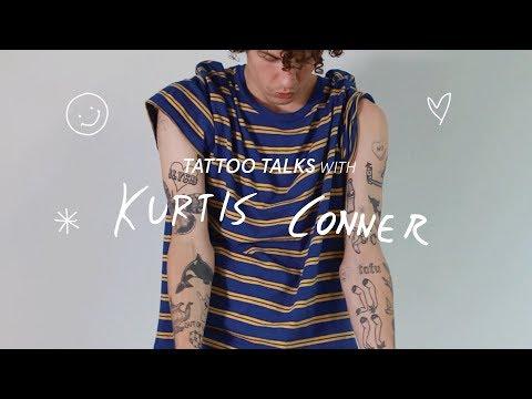 Tattoo Talks w/ KURTIS CONNER