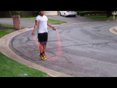 Jordan Jumps 1 LB Cable: 125 Double Unders