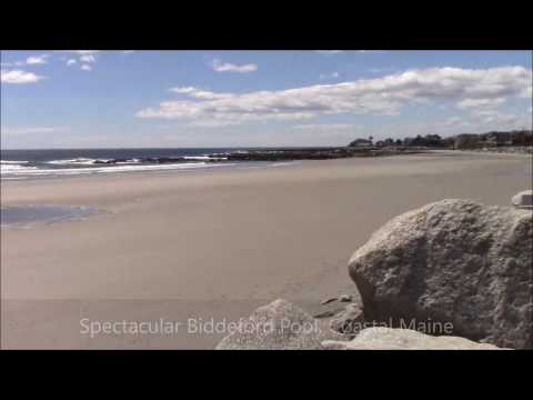 Spectacular Biddeford Pool, Coastal Maine USA