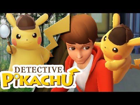 DETECTIVE PIKA...Khé?? | 🔎 Detective Pikachu 🔍 | Ep 1 con -- ALEX RED SHOCK --