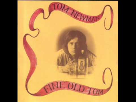 TOM NEWMAN SAD SING.....VIRGIN RECORDS.