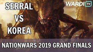 Serral vs Korea (INnoVation, Stats & soO)  - Nationwars 2019 Grand Finals