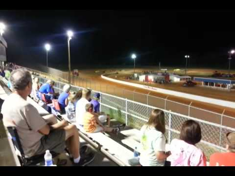 Cochran motor speedway first win for 51 part 1