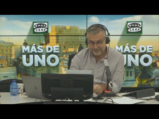 Carlos Alsina analiza en el monólogo el resultado de las elecciones en Madrid
