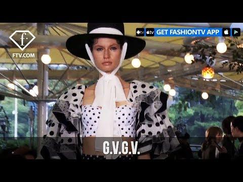 Tokyo Fashion Week Spring/Summer 2018 - G.V.G.V. | FashionTV