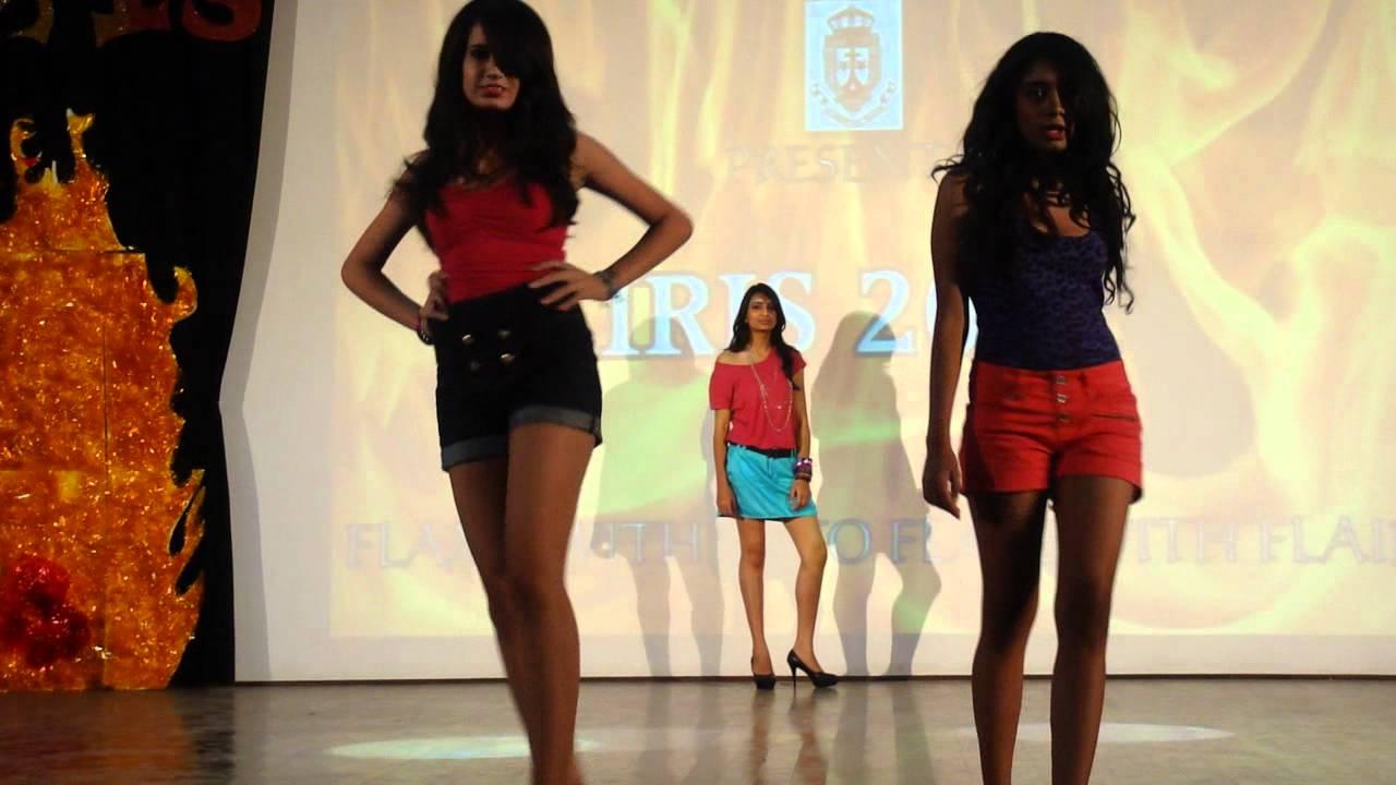 Mount Carmel College Fashion Show