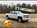 Introducing my new 2018 Chevy silverado 1500 z71 all star edition!!!!