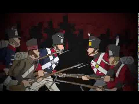 War of 1812 animation- Lundy