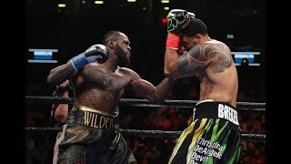 Deontay Wilder vs Dominic Breazeale Full Fight Highlights