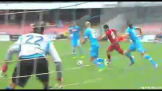 Napoli - Cagliari 3-2 Ampia Sintesi - Highlights - All Goals