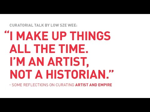 """I Make Up Things All The Time. I'm An Artist, Not A Historian"""
