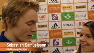 Ännu en ung hungrig åkare i det unga svenska laget