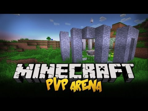 Minecraft Mini-Game - MANDZIO, DELTI, BLOW CZYLI EPICKA WALKA! - PVP Arena! [#1]