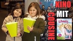 Esila und Alara sind im Kino Cinemaxx Hannover ➽ Wendy 2