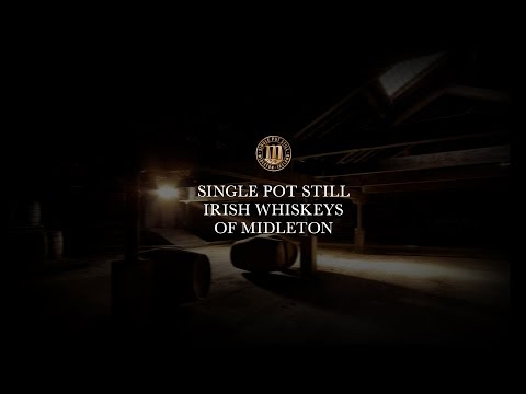 Single Pot Still Irish Whiskeys of Midleton Hangout ON AIR