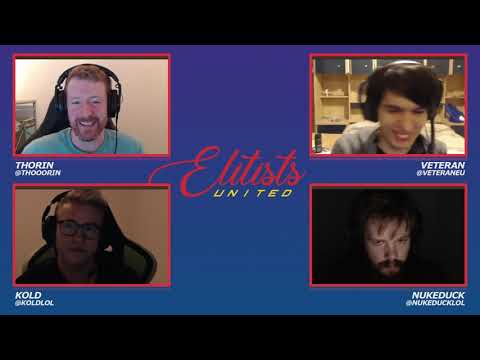 Elitists United Episode 18: Jungler Appreciation Society (feat. nukeduck and kold)