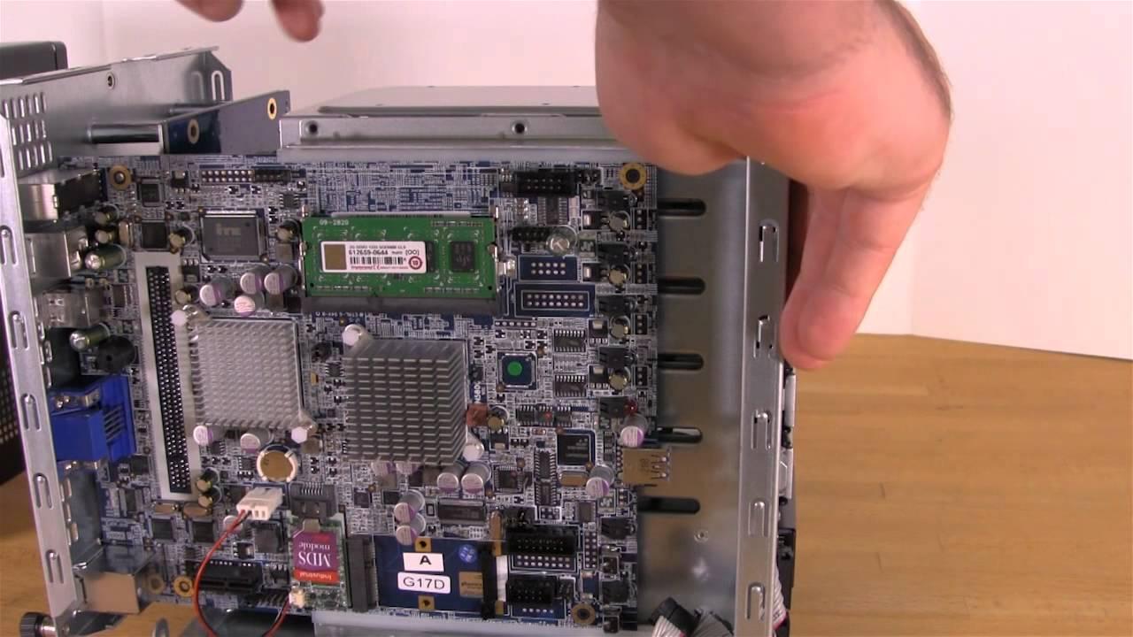 Thecus N2200 NAS Server New