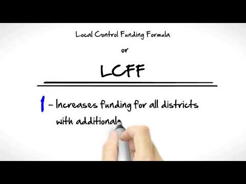 LCFF for  Excel Prep Charter