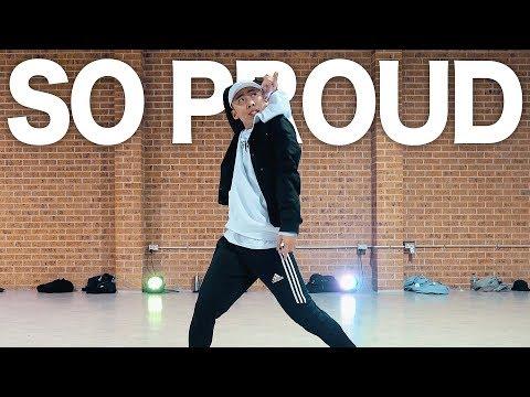 Devvon Terrell - So Proud | JEFFERY HU CHOREOGRAPHY