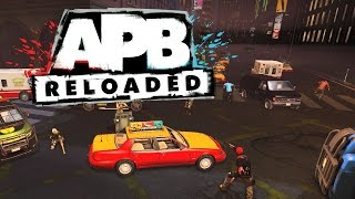 "APB Reloaded (PC, Xbox One, PS4) ""Best Cop Ever!"""