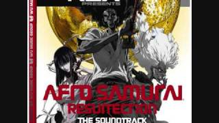 AFRO SAMURAI resurrection theme