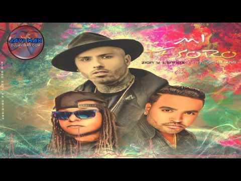 Zion y Lennox Ft  Nicky Jam - Mi Tesoro (Dj Javi Max XTD MIX)