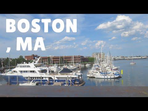 Boston, MA // Vacation Video #1