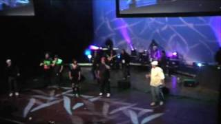 Nesian Mystik - Mr Mista live @ Pacific Music Awards 09