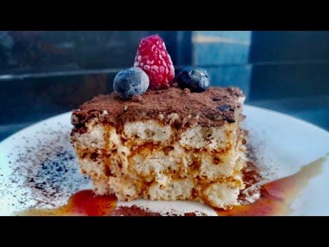 tiramisu-italien-très-facile😋😋تيراميسو-ساهل-و-لذيذ