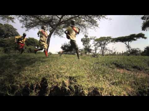 The School Run - A short film about running in Kenya.