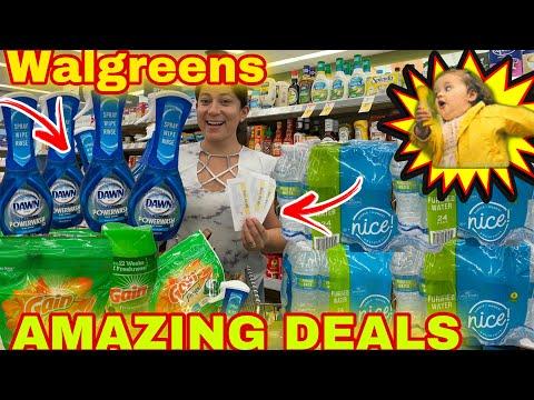 🔥Hot **WALGREENS** deal **FREE ITEMS** and more 🔥🔥 #WALGREENS