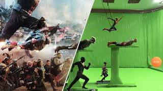 VFX Effects in MCU Marvel Cinematic Universe & Other studio for special effects
