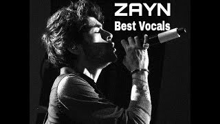 ZAYN Live Vocals (Part - 1)