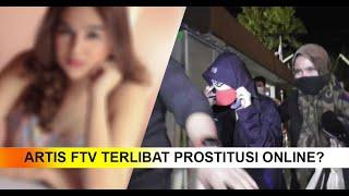 Artis FTV Inisial HH ditangkap, Diduga Terlibat Prustitusi Online